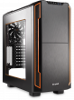 Silent Base 600 Orange ATX Chassis with Window