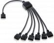 1-to-6 RGB Splitter Cable