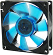 Gelid Wing 8 UV Blue 80mm High Performance Case Fan
