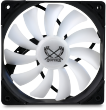 Kaze Flex 120mm 3-pin RGB 1200 RPM Case Fan