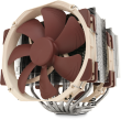 Noctua NH-D15 SE-AM4 Dual Radiator Quiet CPU Cooler with two NH-A15 Fans