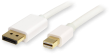 DisplayPort to Mini DP 1m Cable with Locking Connector