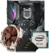Quiet PC Intel CPU and ATX Motherboard Bundle