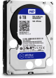 Blue 6TB 3.5in WD60EZAZ Quiet SATA 6Gbs HDD OEM